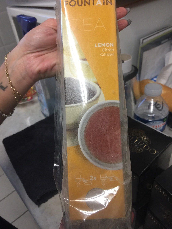 Tea lemon - Product - fr