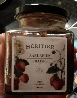Confiture de fraises - Product - fr