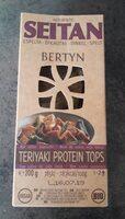 Seitan d'épautre - Teriyaki protein tops - Product