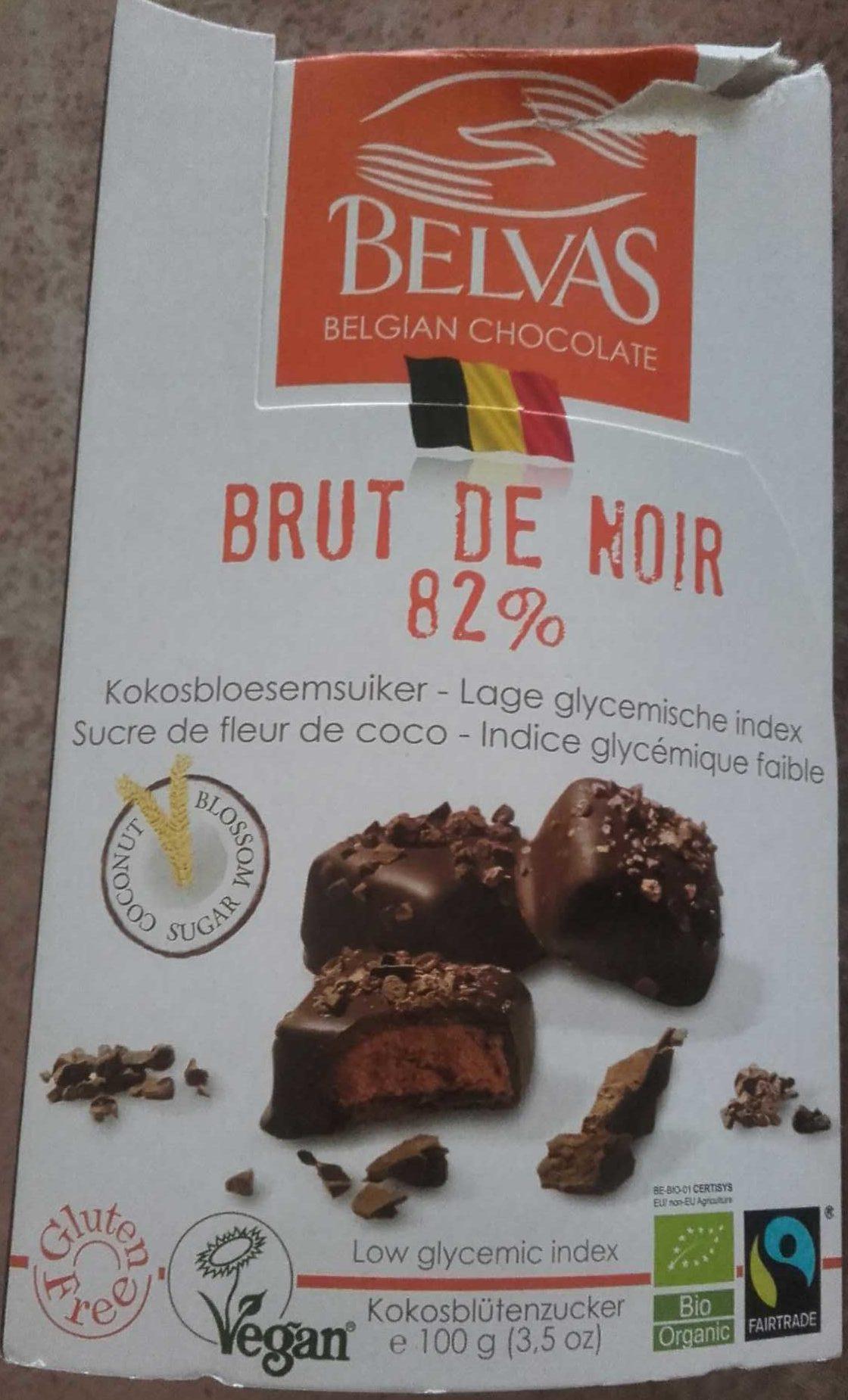 Brut de Noir 82% - Product