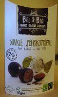 Dunkle Schockotrüffel, Vegan, Glutenfrei - Produit