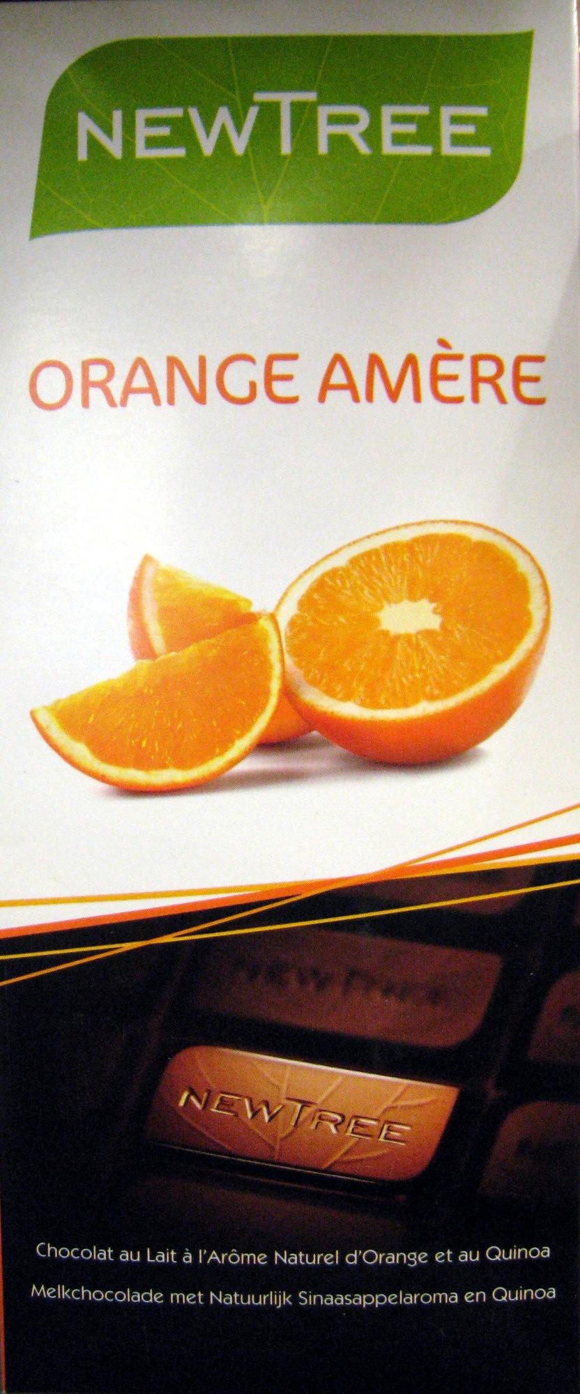 Chocolat Orange amère NewTree - Producto