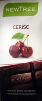 Chocolat Cerise NewTree - Produit - fr