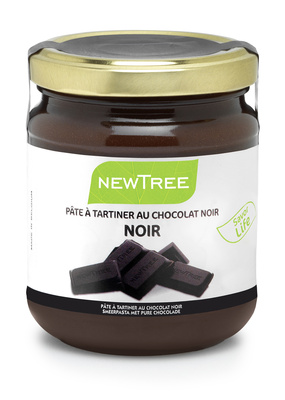 Pâte à tartiner au chocolat noir NewTree - Product
