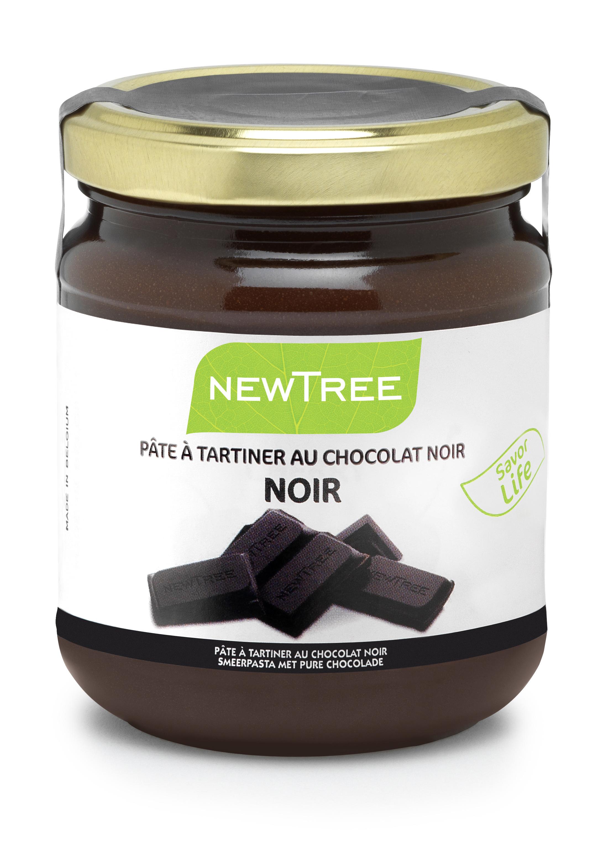 Pâte à tartiner au chocolat noir NewTree - Product - fr