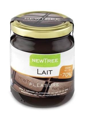 Pâte à tartiner au lait NewTree - Product - fr