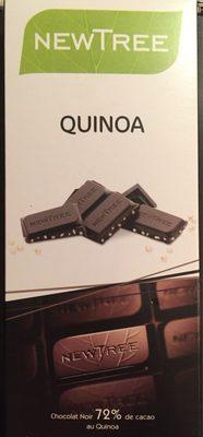 Quinoa Chocolat noir 72% - Produit - fr