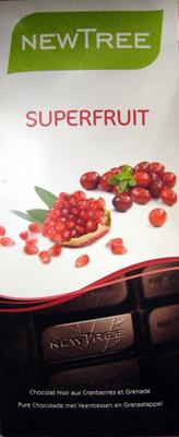 Chocolat Superfruit NewTree - Producto