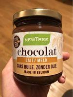 Pâte à tartiner au chocolat au lait - Product - fr