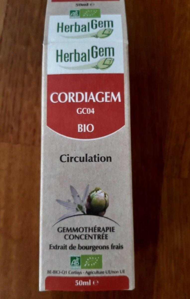 Cordiagem GC40 BIO - Produit - fr