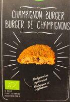 Champignonburger (6) - Product