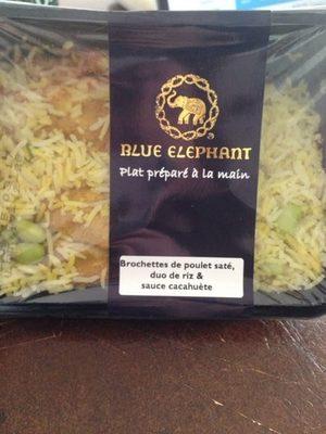 Brochette De Poulet / Riz - Product