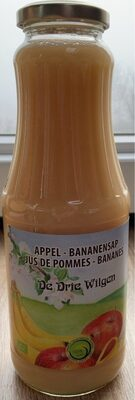 Jus pommes bananes - Product - fr