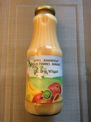 Jus de pommes - bananes - Product