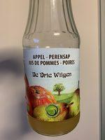 Jus De Pomme Poire (1 L) - Product - fr