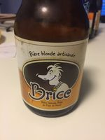 Brice - 0.33L - Alc. 7.5 Beer From Grain Dorge - Product