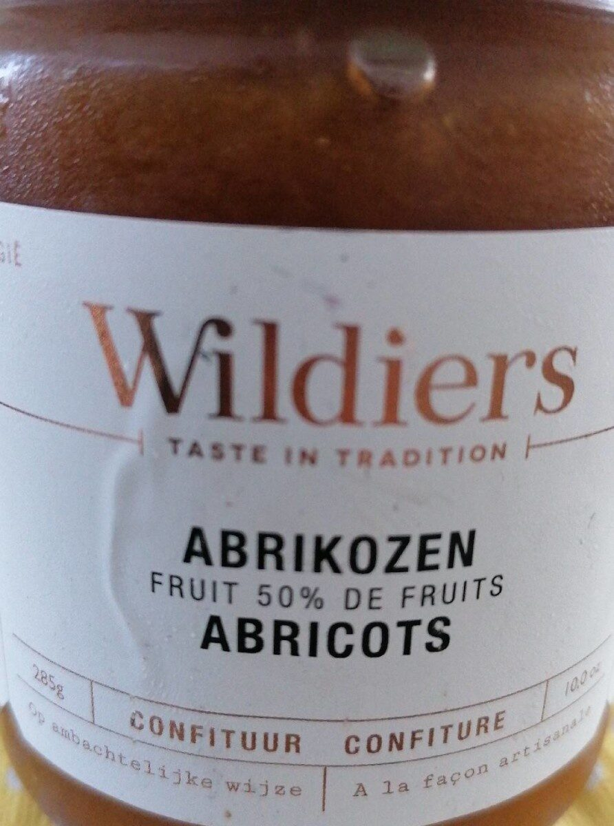 Abricot 50% confiture - Product - fr