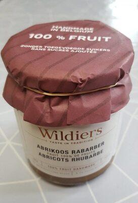 abrikoos rabarber - Product