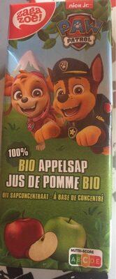 Jus De Pomme Bio - Product - fr