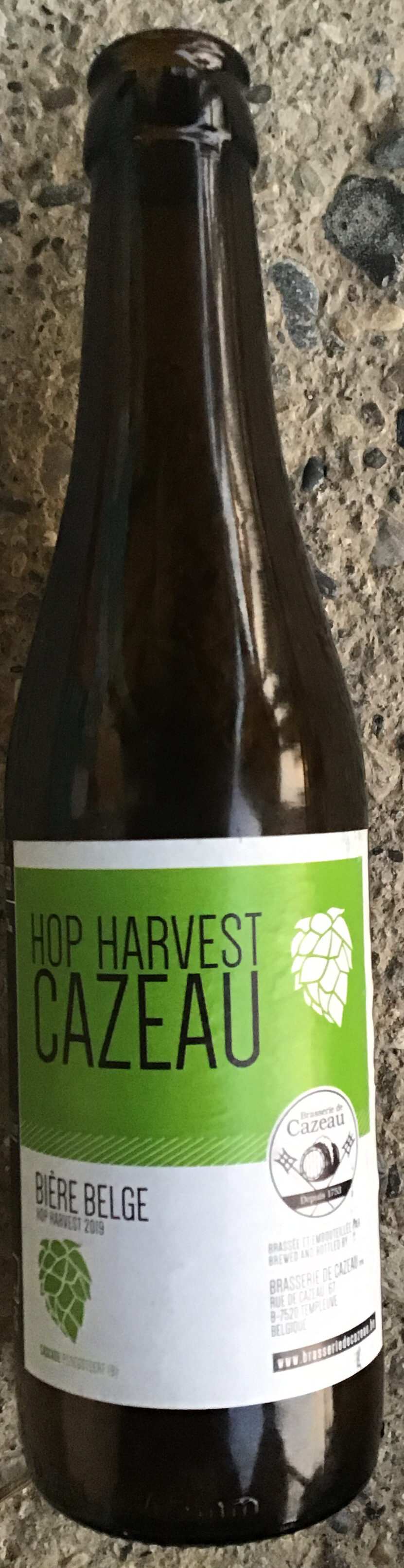 Hop harvest - Product