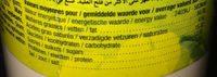Sauce Brasil - Ingrediënten