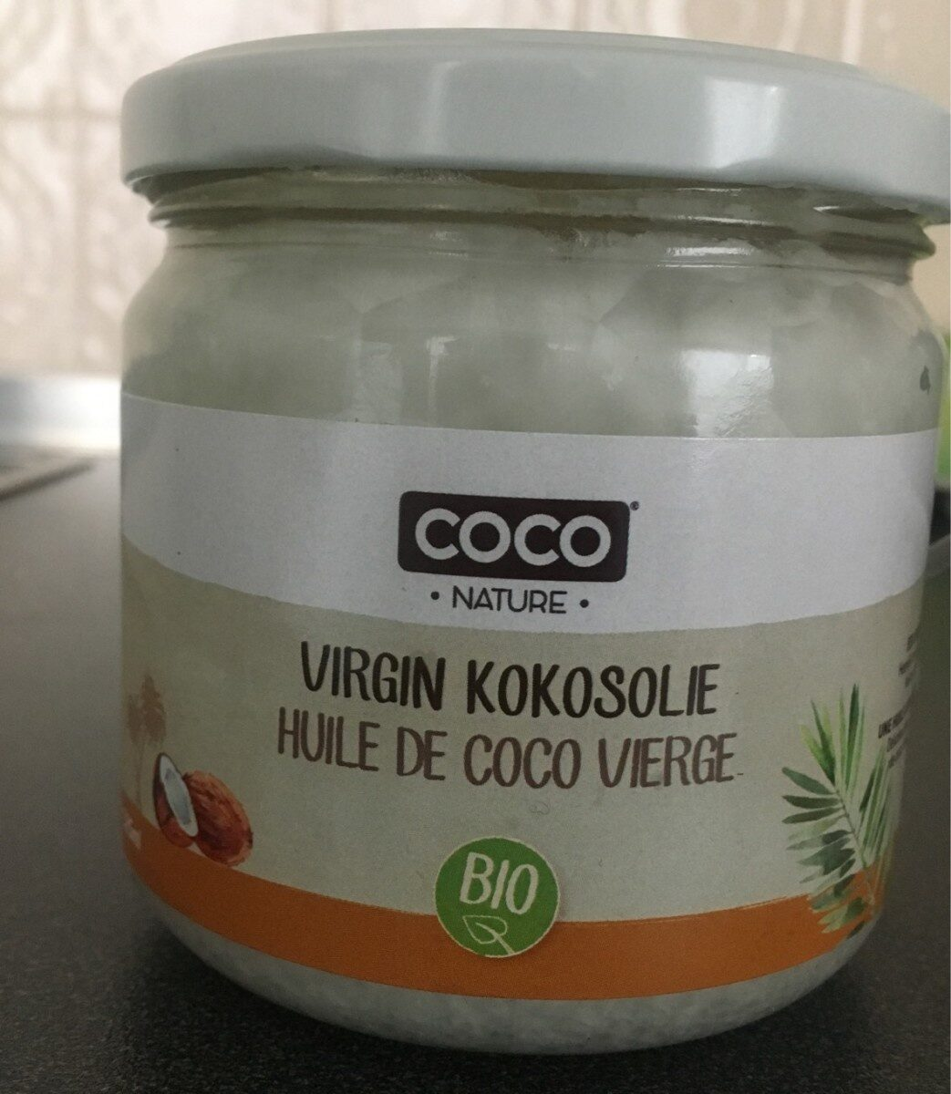 Huile de coco - Product