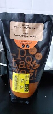 Soupe tomate butternutt - Product