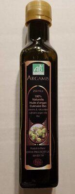 Huile d'argan alimentaire bio 250ml - Product - fr