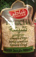 Tchicha - Product