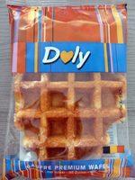 Doly Gaufre premium - Produit