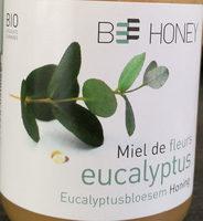 Bée honey eucalyptus - Product - fr