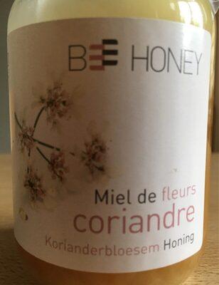 Miel de fleurs CORIANDE - Product - fr