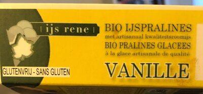 Bio pralines glacees - Product