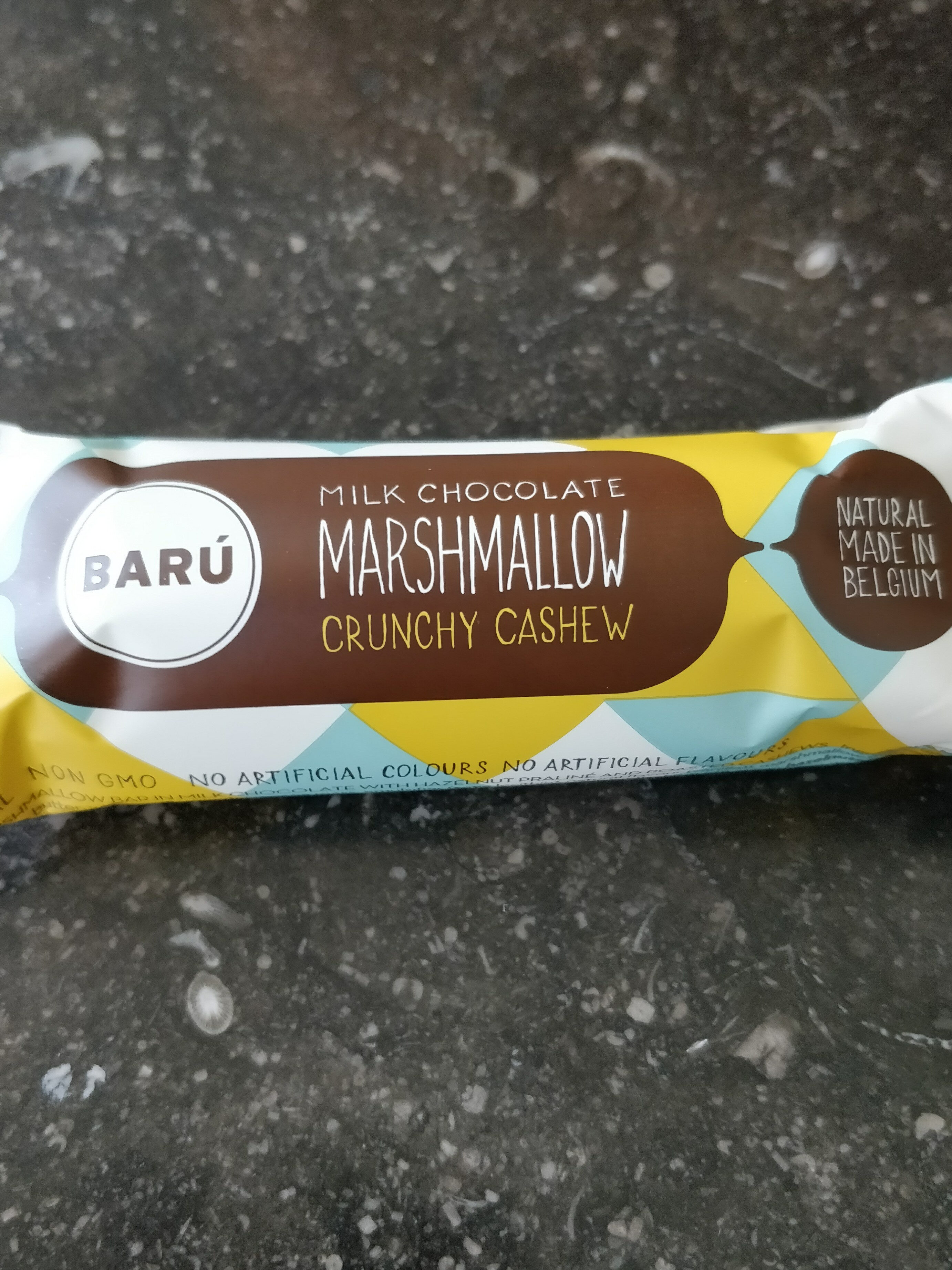 Baru, chocolate fluffy marshmallow bar - Product - nl