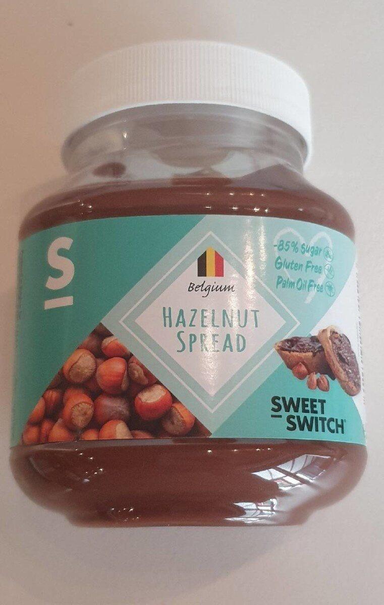 Hazelnut Spread - Product - fr