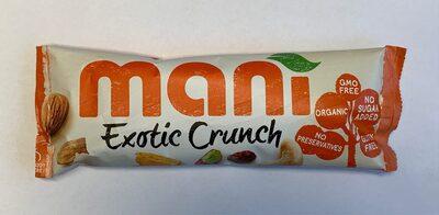 Exotic Crunch 45GR Bio - MANI - Product