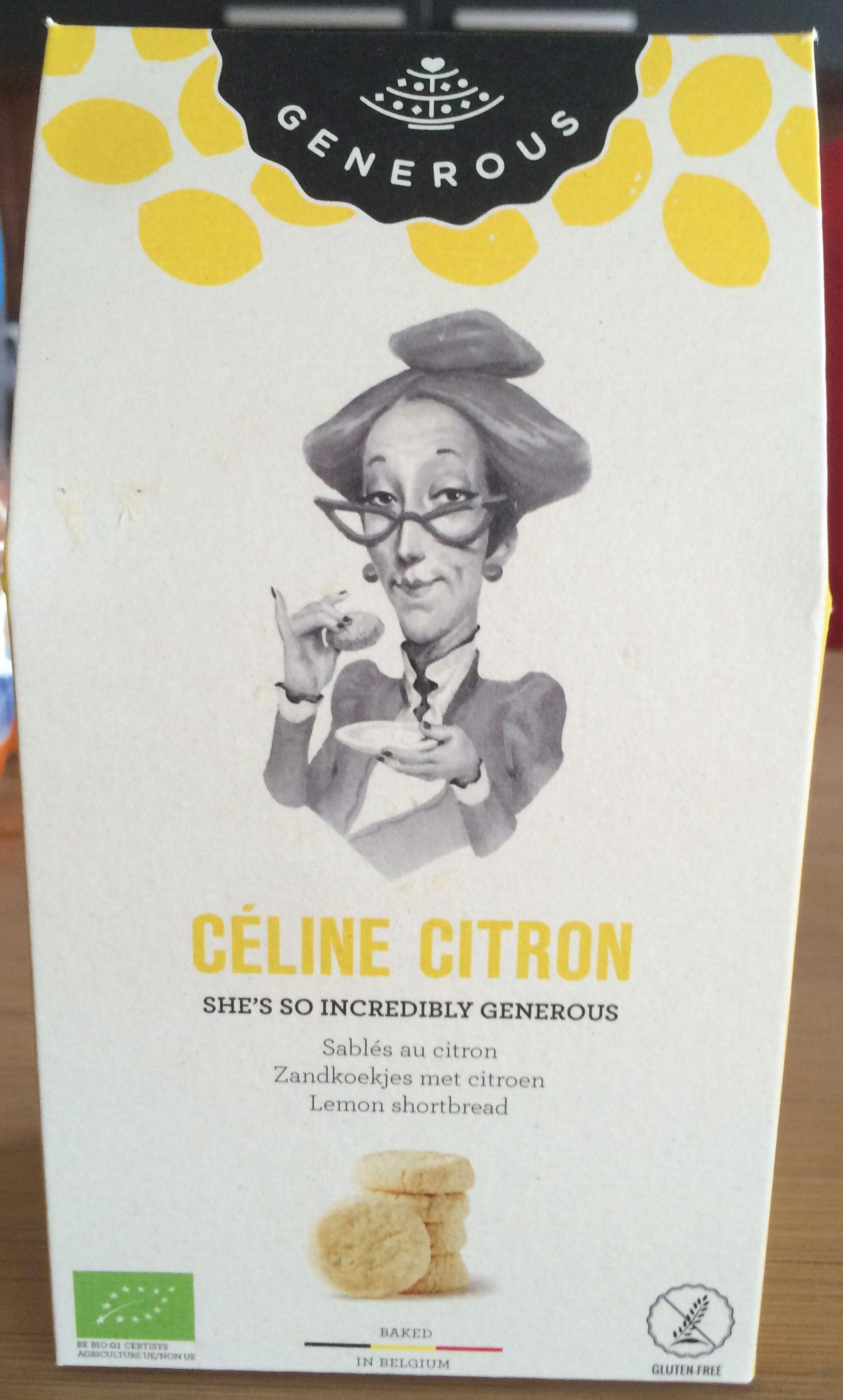 Céline Citron - Produit - fr