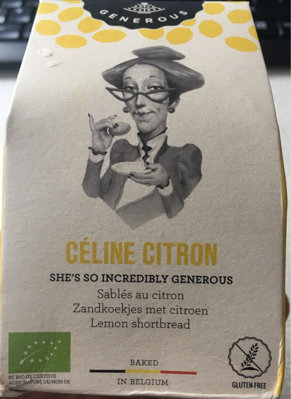 Celine Citron - Produit - fr