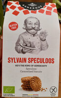 Sylvain Speculoos - Product - fr