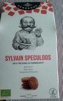 Biscuits au speculos, sans gluten - Product