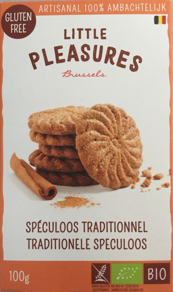 Speculos traditionnel - Product - fr