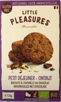 Petit déjeuner - ONTBIJT biscuit à l'avoine et au chocolat - Produit - fr
