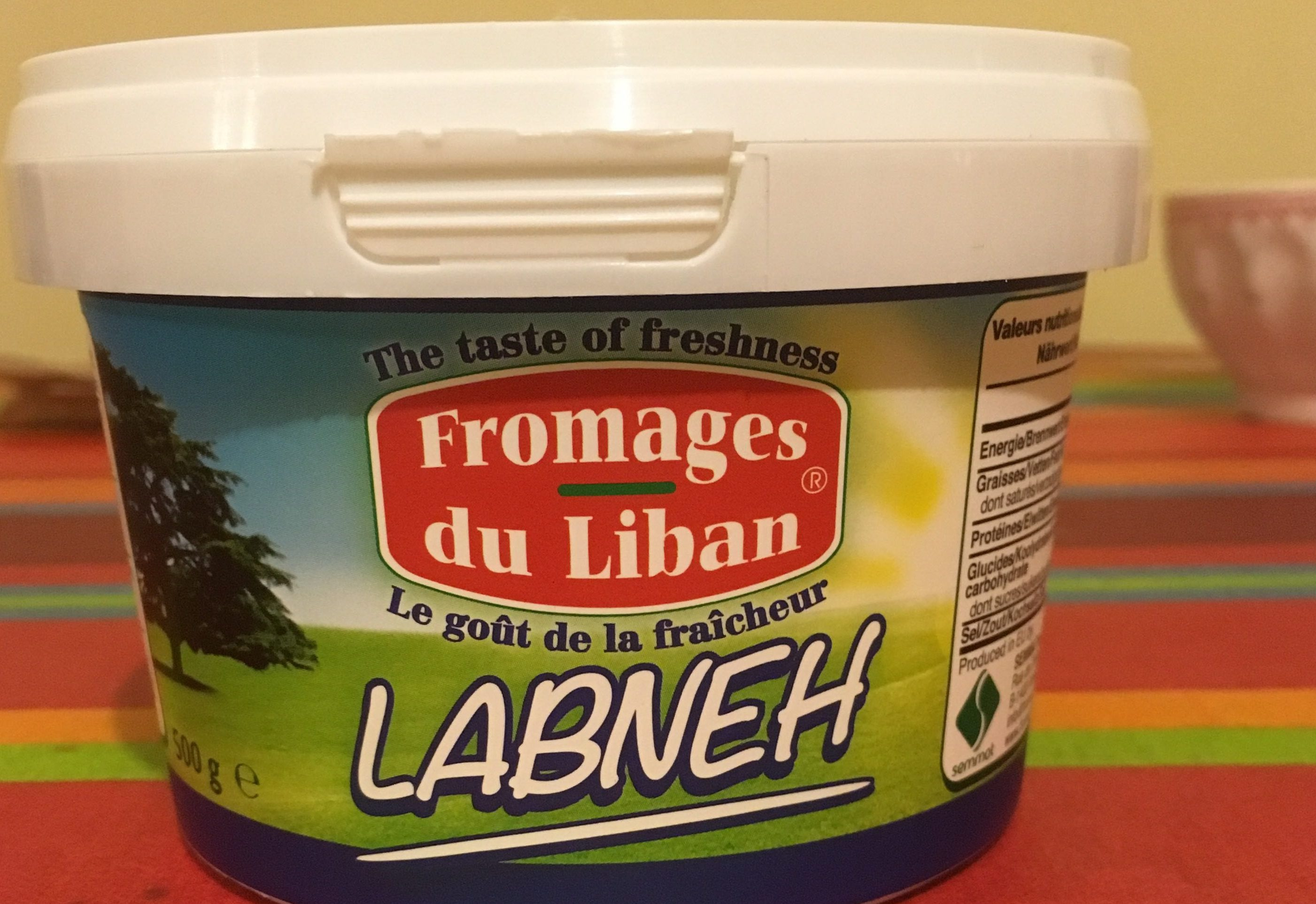 Labneh - Product