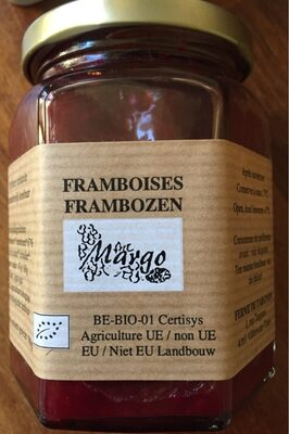 Framboises Margo - Product