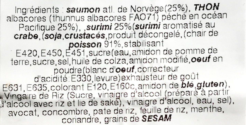 Cristal découverte - Ingrediënten - fr