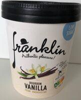 Franklin Vanille Bourbon de Madagadcar - Product - fr