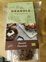 Granola chocolat - Product - fr