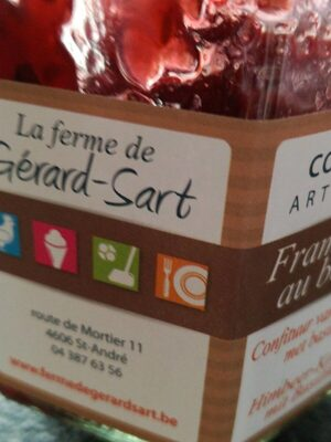 Confiture artisanale - Product - fr