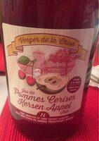 Jus de Pommes Cerises - Produit - fr