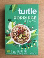 Porridge bio Goji & Chia Gluten Free - Produit - fr